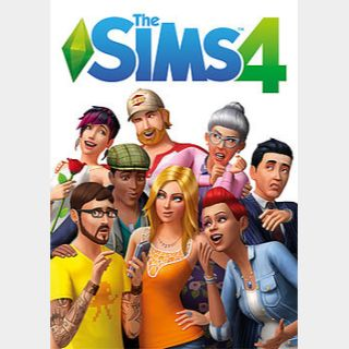 The Sims 4 Origin CD Key Global Instant Delivery!!!