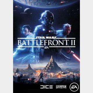 Star Wars Battlefront 2 (2017) Origin Key GLOBAL Instant Delivery!!!