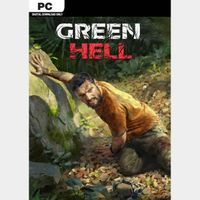 GREEN HELL Steam Key Global Instant Delivery!!!