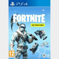 Fortnite Deep Freeze Bundle+1,000 V-bucks PS4 US/CANADA Key Instant Delivery!!!