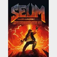 SEUM: Speedrunners from Hell Steam Key GLOBAL Instant Delivery!!!