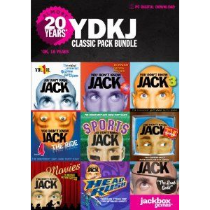 YOU DON'T KNOW JACK Classic Pack Steam Key GLOBAL Instant Delivery!!!