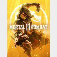 Mortal Kombat 11 Steam Key GLOBAL Instant Delivery!!!