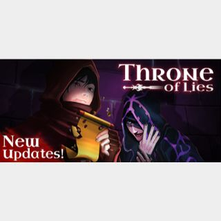 Throne of Lies The Online Game of Deceit Steam Key Global Instant Delivery!!!