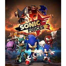 Sonic Forces Steam Key GLOBAL Instant Delivery!!!