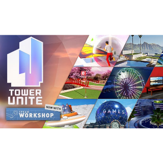 Tower Unite Steam Key GLOBAL Instant Delivery!!!