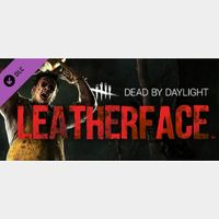 Dead by Daylight - Leatherface DLC Steam Key Global Instant Delivery!!!
