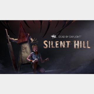 Dead By Daylight - Silent Hill Chapter DLC Steam Key Global Instant Delivery!!!