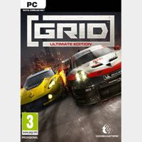 GRID 2019 Base Game+Ultimate Edition Steam Key Global Instant Delivery!!!