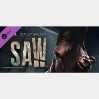 Dead by Daylight - the Saw Chapter DLC Steam Key Global Instant Delivery!!!