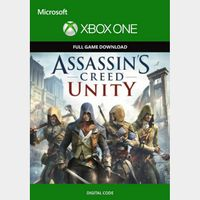 ASSASSIN'S CREED UNITY XBOX Live Key Global Instant Delivery!!!