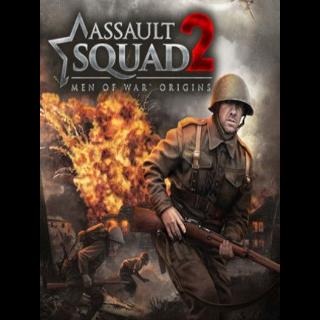 Assault Squad 2: Men of War Origins Steam Key GLOBAL Instant Delivery!!!