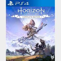 Horizon Zero Dawn Complete Edition PS4 Key NORTH AMERICA Instant Delivery!!!