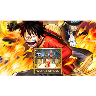 ONE PIECE PIRATE WARRIORS 3 Gold Edition Steam Key GLOBAL Instant Delivery!!!
