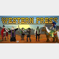 Western Press+Cans Mk II DLC Steam Key GLOBAL Instant Delivery!!!