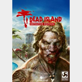 Dead Island Definitive Edition Steam Key ASIA Instant Delivery!!!