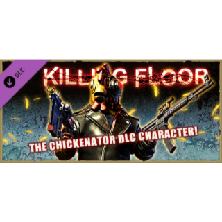 Killing Floor - The Chickenator Pack DLC Steam Key GLOBAL Instant Delivery!!!