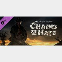 Dead by Daylight - Chains of Hate DLC Steam Key Global Instant Delivery!!!