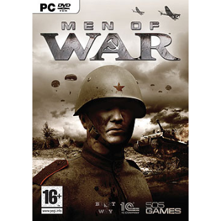 Men of War Steam Key GLOBAL Instant Delivery!!!