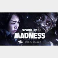 Dead by Daylight - Spark of Madness DLC Steam Key Global Instant Delivery!!!