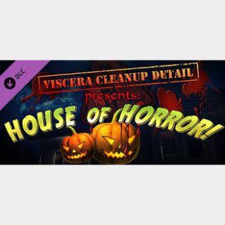 Viscera Cleanup Detail - House of Horror DLC Key Steam GLOBAL Instant Delivery!!!
