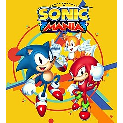 Sonic Mania Steam Key GLOBAL Instant Delivery!!!
