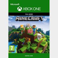 Minecraft Xbox One Key GLOBAL Instant Delivery!!!