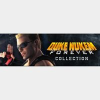 DUKE NUKEM FOREVER COLLECTION Steam Key Instant Delivery!!!