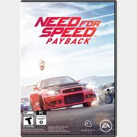 Need For Speed Payback Origin Key GLOBAL Instant Delivery!!!