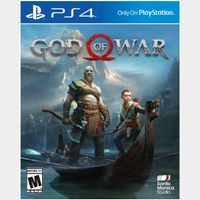 God of War PS4 USA Key Instant Delivery!!!