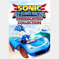 Sonic & All-Stars Racing Transformed Collection Steam Key GLOBAL Instant Delivery!!!