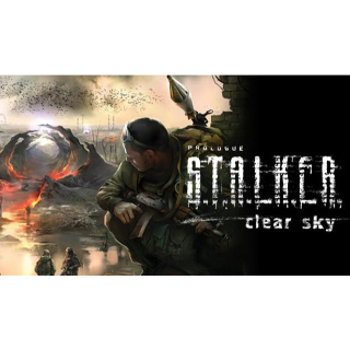 S.T.A.L.K.E.R. Clear Sky Steam Key GLOBAL Instant Delivery!!!