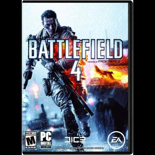 Battlefield 4 Origin Key GLOBAL Instant Delivery!!!