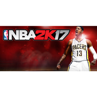 NBA 2K17 - Steam Key - Instant Delivery