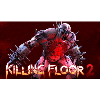 Killing Floor 2 - Steam key - Instant Delivery