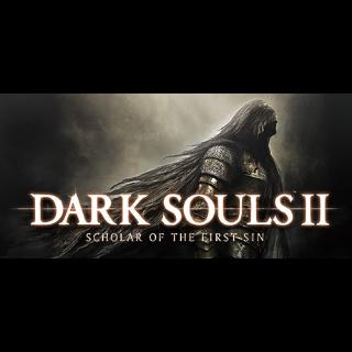 Dark Souls II Scholar of the first sin - Steam Key