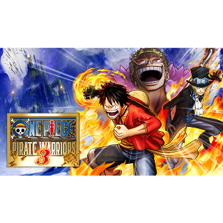 One Piece Pirate Warriors 3 - Steam Key - Instant Delivery