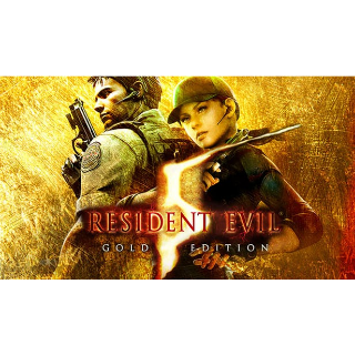 Resident Evil 5 Gold Edition - Steam key - Instant Delivery
