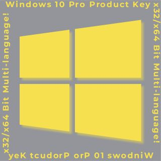 Windows 10 Pro Product Licence Key