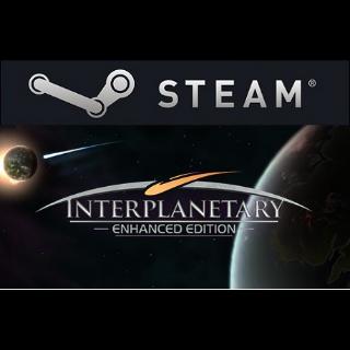 Interplanetary: Enhanced Edition - Steam Key GLOBAL