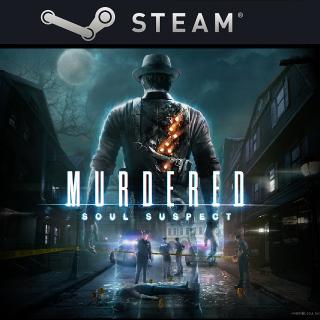 Murdered: Soul Suspect - Steam Key GLOBAL