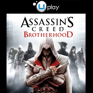 Assassin's Creed: Brotherhood (NA) – Uplay key