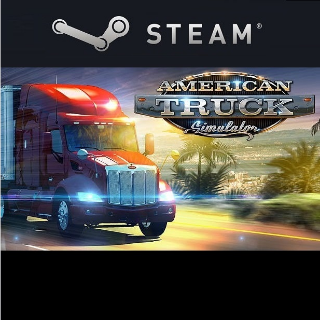 American Truck Simulator - Steam Key GLOBAL