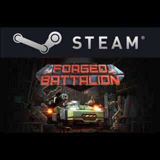 Forged Battalion - Steam Key GLOBAL