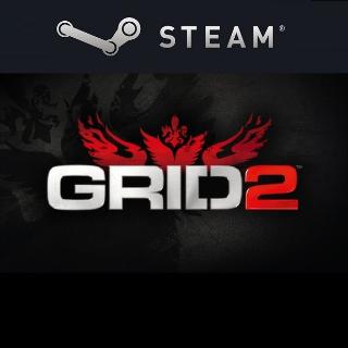 Grid 2 - Steam Key GLOBAL