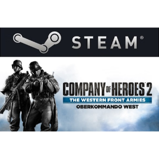 Company of Heroes 2 - The Western Front Armies: Oberkommando West - Steam Key GLOBAL