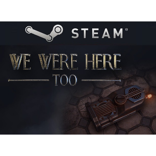 We Were Here Too - Steam Key GLOBAL