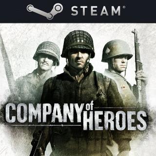 Company of Heroes - Steam Key GLOBAL