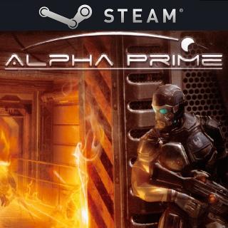 Alpha Prime - Steam Key GLOBAL