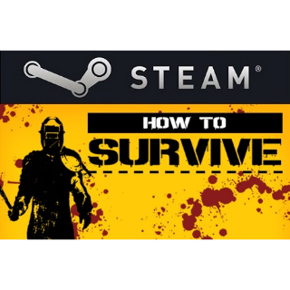 How to Survive - Steam Key GLOBAL